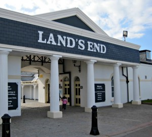 On it's own with new leadership: Land's End