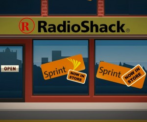 RadioShack in Talks to Sell Half Its Stores to Sprint, Shutter the Rest