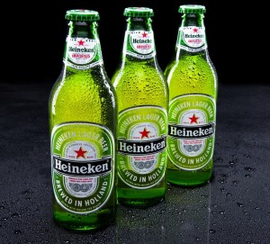 Big Changes at Heineken Include Exit of Global CMO