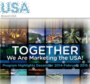BrandUSA gets a visit from another CMO