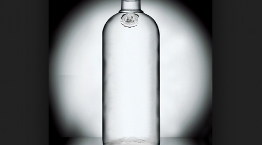 "Absolut Vodka is redesigning their ""Perfect"" bottle"