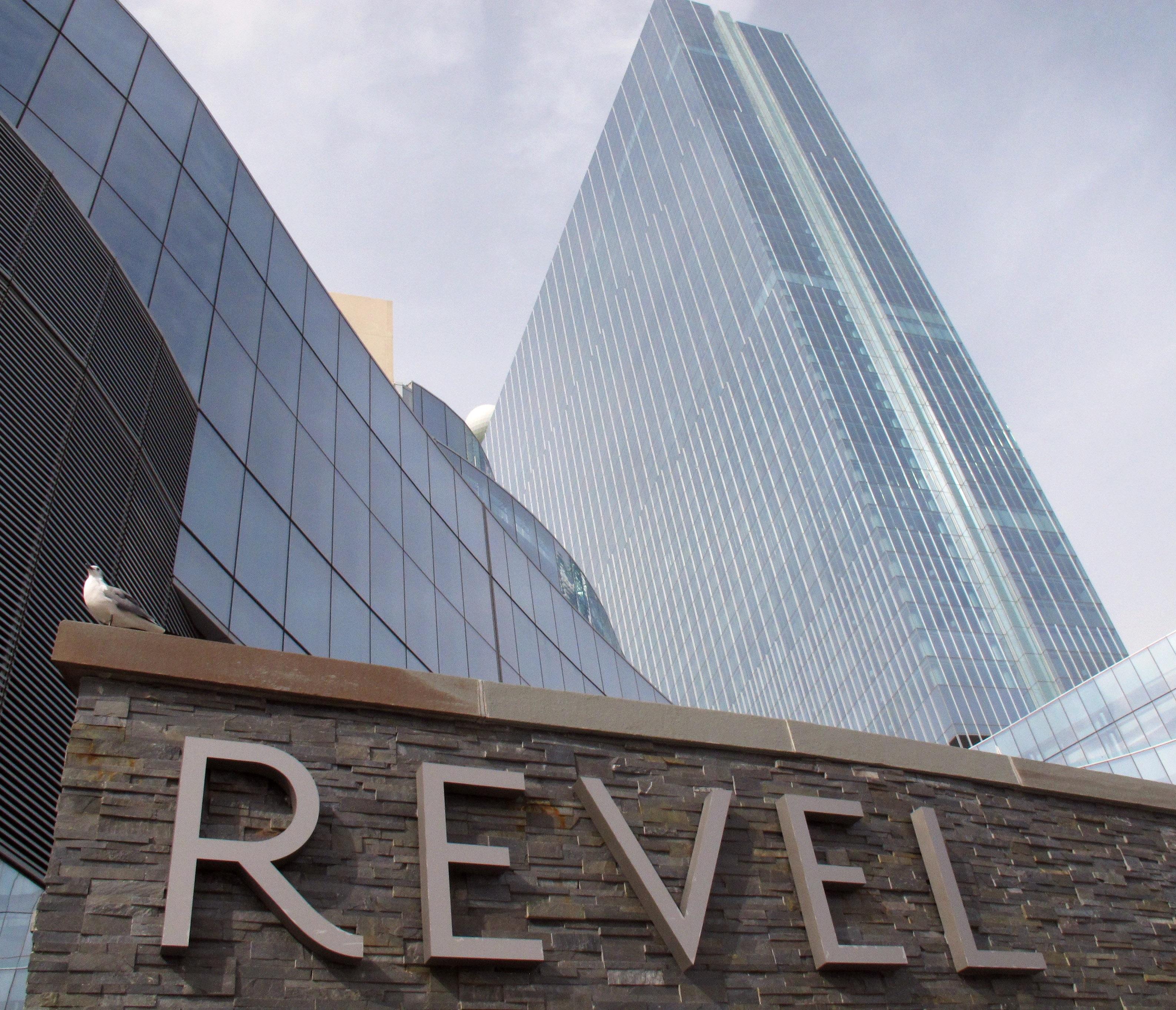 Revel casino director of marketing