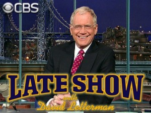 Two Words: David Letterman