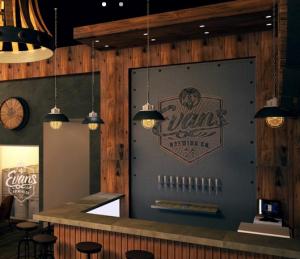 Bayhawk Ales to rebrand as Evans Brewing Co