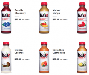 Time to move in on Bai beverages