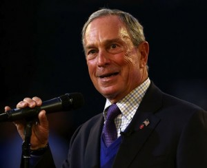 Bloomberg is back at Bloomberg