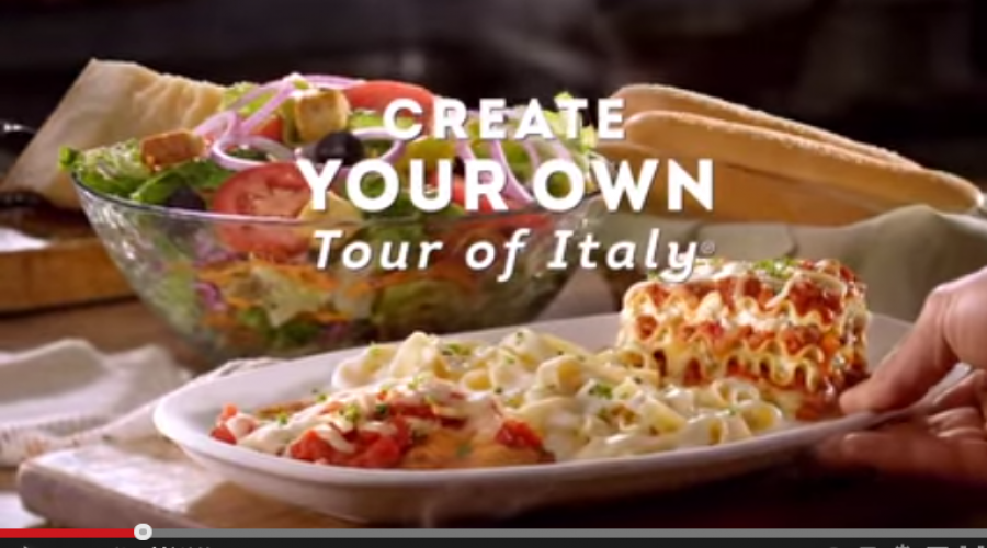 Olive Garden's $155 million review: Predicted 10/13/14