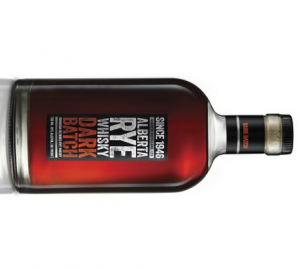 Launching Alberta Rye Dark Batch Whisky