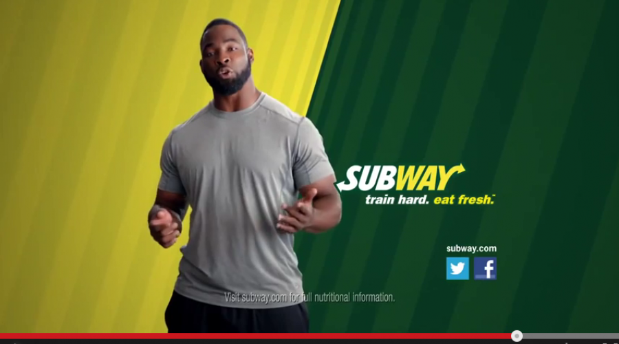 Subway's CMO is gone Sept. 30th