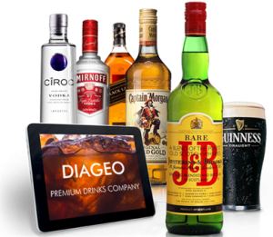 Diageo's new North American CMO/CIO