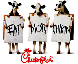 Chick-Fil-A looking for second fiddle