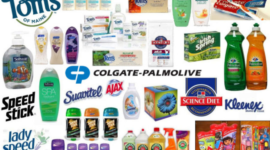 New Global CMO at Colgate-Palmolive