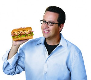 Jared & Subway go on a diet from each other