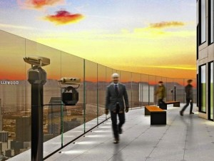 LA to open observation deck & restaurant on top of US Bank Tower