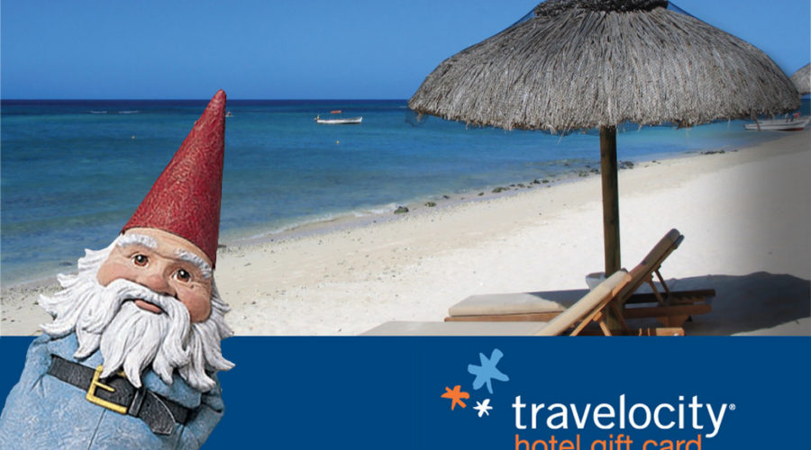 Travelocity's gnome seeks agency: Predicted 1/23/15
