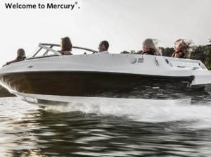 New CMO comes aboard at Mercury Marine