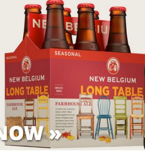 New Belgium Brewing's Top Brass Switch it Pp