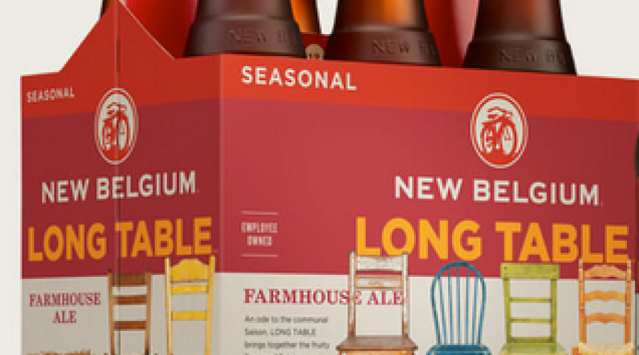 New Belgium Brewing's Top Brass Switch it Pp