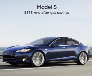 Tesla's IPO = $500 million