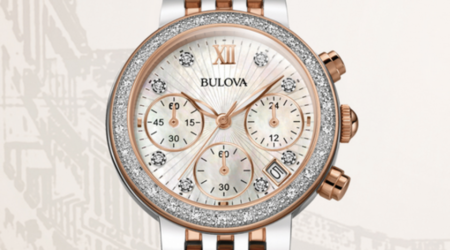 Watching Bulova's new EVP of Global Marketing