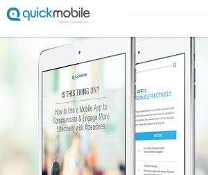 QuickMobile calls in new CMO