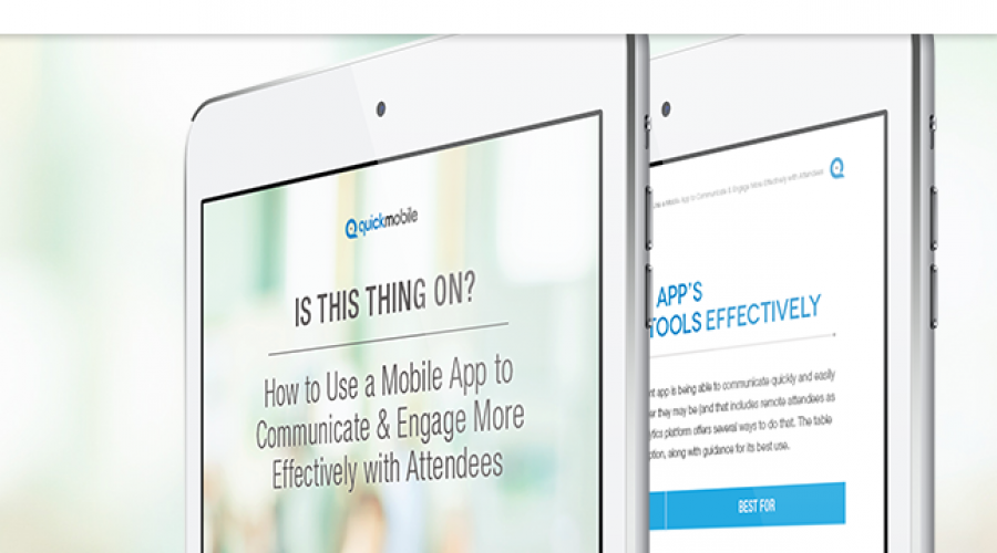 QuickMobile calls in new CMO