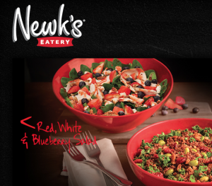 Newk's Eatery steps it up with new CMO