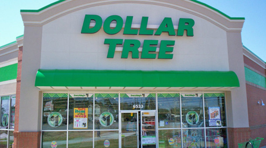 Time to call Dollar Tree