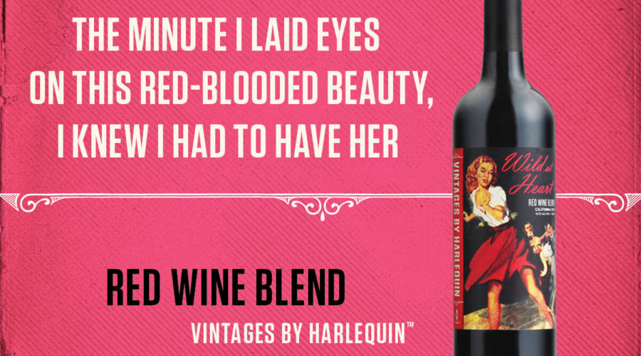 Brilliance Strikes: Harlequin launches Wine brand