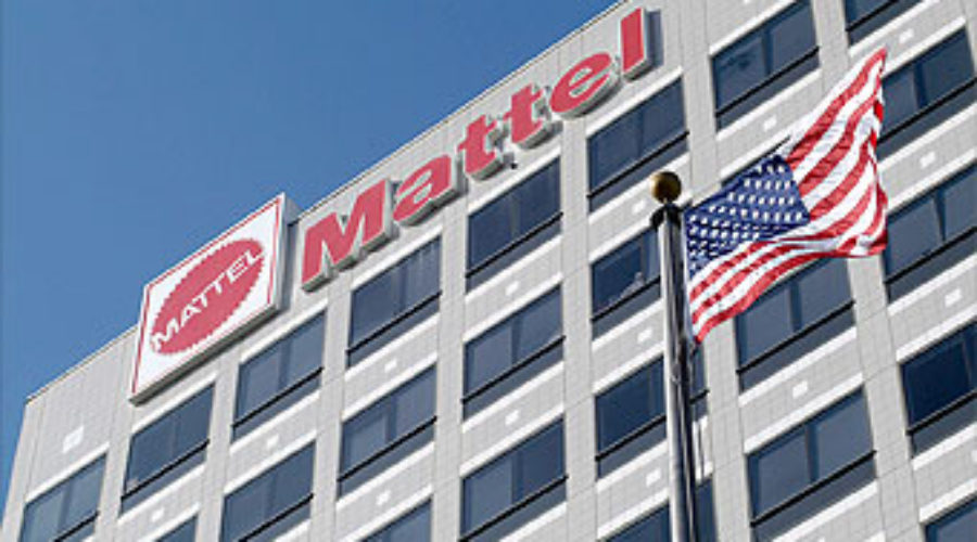 Lots of new Execs at Mattel to re-invigorate
