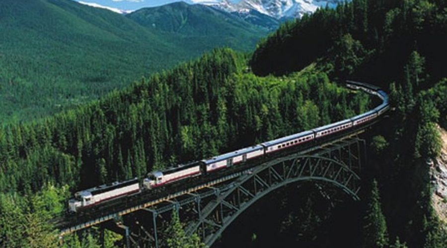 Bring on board Rocky Mountaineer as your next client