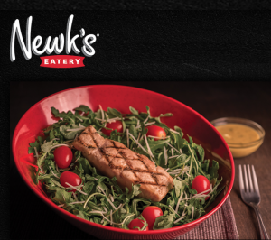 Newk's gets new CMO but wait, there's more