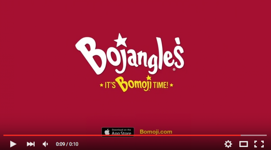 Bojangles has jumped the shark with emojis