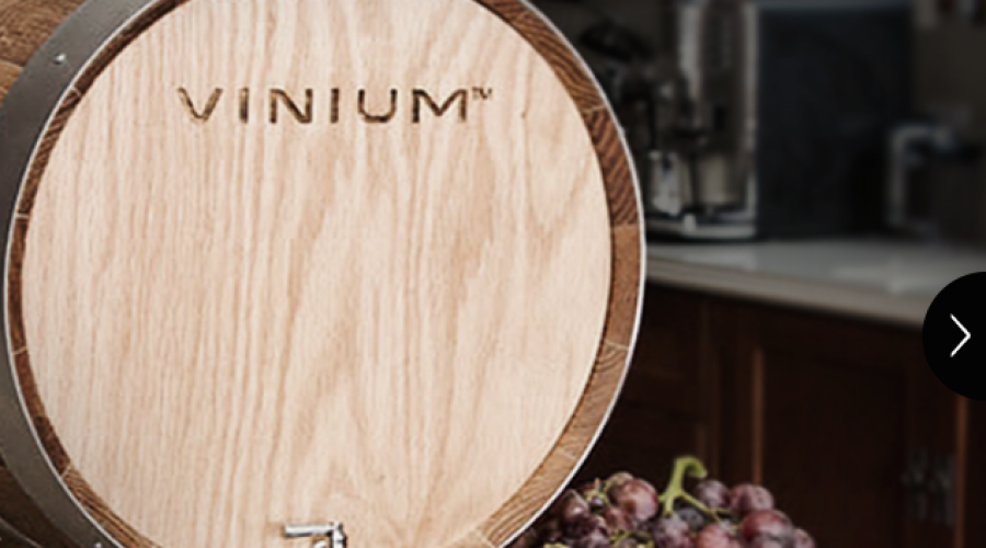 Vinium brand vines sold