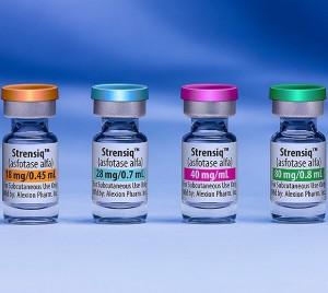 Alexion wins FDA OK on Strensiq