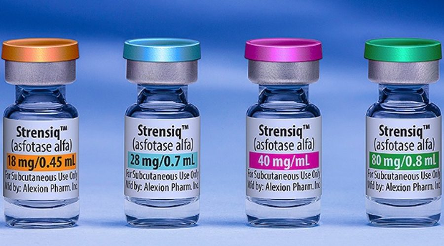 Alexion wins FDA OK on Strensiq
