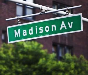 It's hitting the fan on Madison Avenue