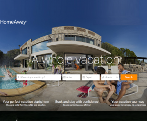 HomeAway bought by Expedia