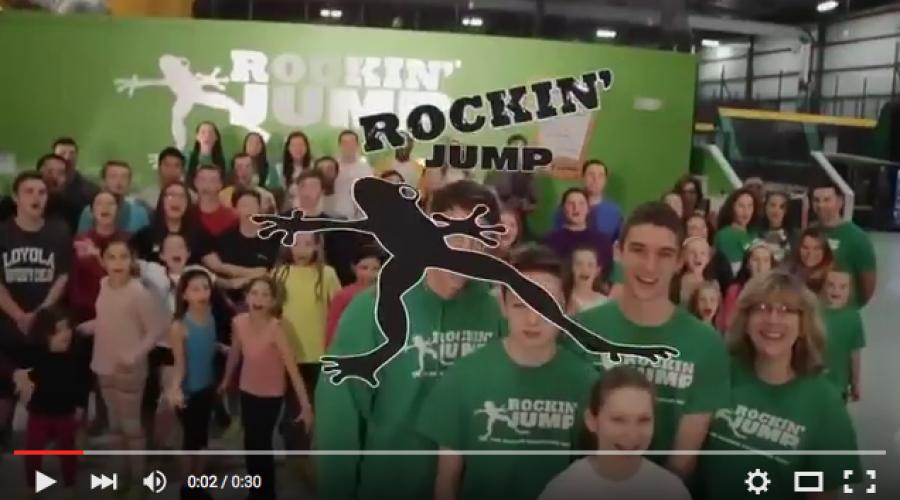 Rockin' Jump seeks CEO of the Marketing dept