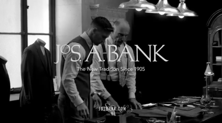 Jos. A. Bank needs someone to save them