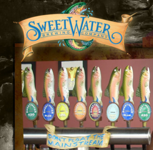 Sweetwater Brewing Ratti