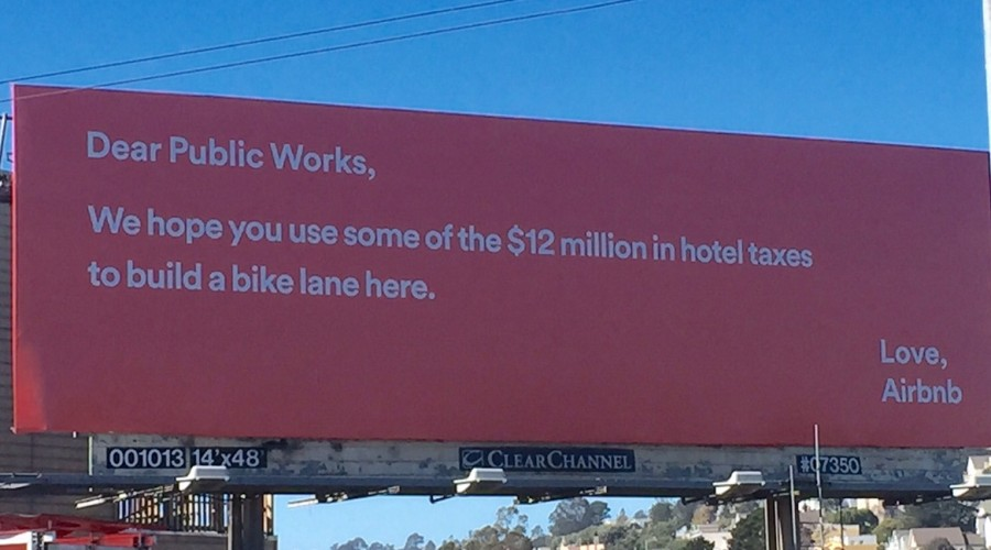 Airbnb CEO Blames TBWA for S.F. Campaign That 'Embarrassed' the Company