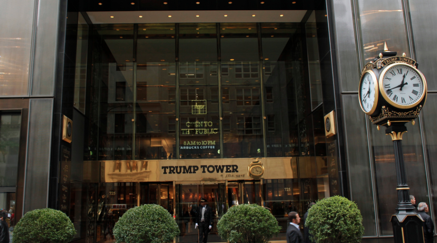 Time to Jump to pitch Trump: Candidacy hurting business