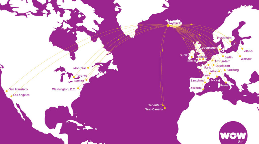 Taking off: WOW Air