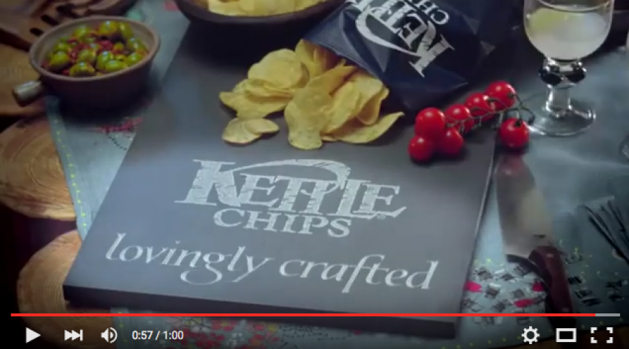 London's 101 'Resigns' Kettle Chips