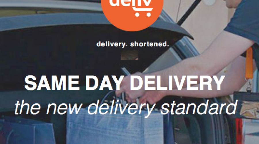 Deliv gets big investment from UPS