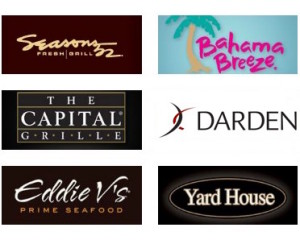 5 forces of darden restaurants Darden restaurants, inc is an american multi-brand restaurant operator headquartered in orlando as of april 2017, the firm owns two fine dining restaurant chains: eddie v's prime seafood and the capital grille and six casual dining restaurant chains: olive garden, longhorn steakhouse, bahama breeze, seasons 52,.