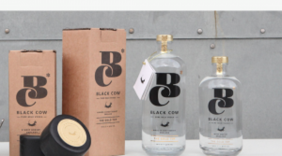 Coming to America: Black Cow Pure Milk Vodka