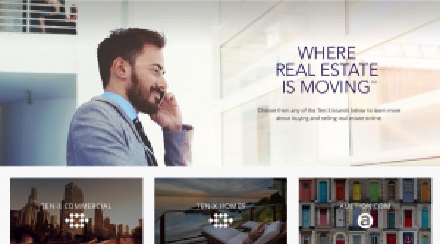 Ten-X Homes & Auction.com close on a new CMO