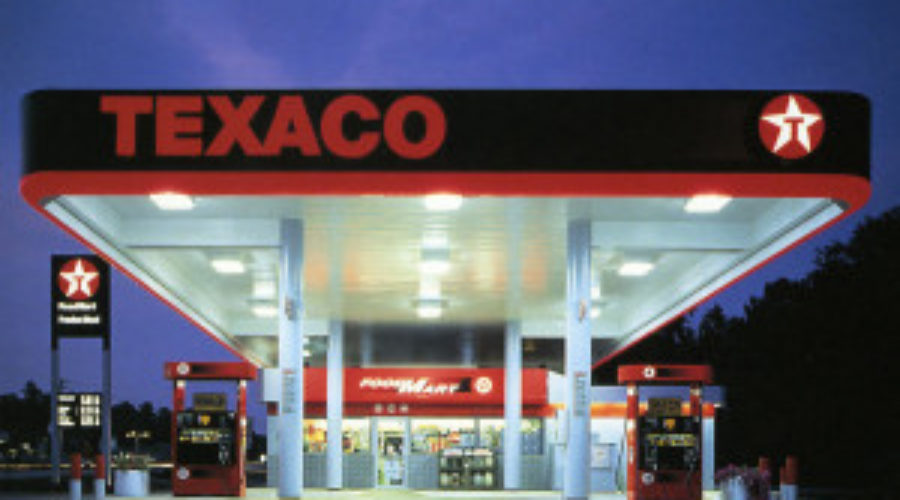 Launching Texaco Hawaii